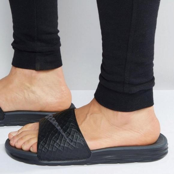 Nike Benassi Solarsoft Slide 2 Mens 8